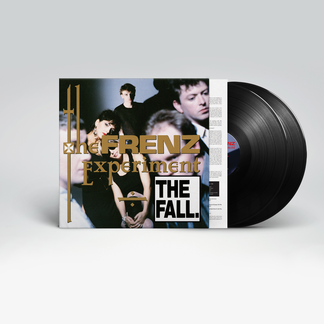 Fall, The - The Frenz Experiment - Expanded Edition